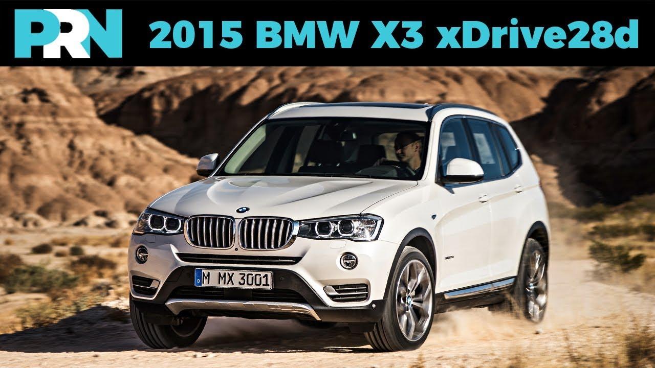 2015 bmw x3 xdrive28d full tour & review (f25) - youtube