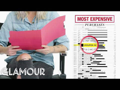 How One Woman Spends Her $35,000 Salary | Money Tours | Glamour