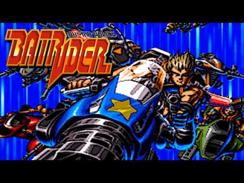 Armed Police Batrider (Arcade/Raizing/1998 Garegga Team) [720p]