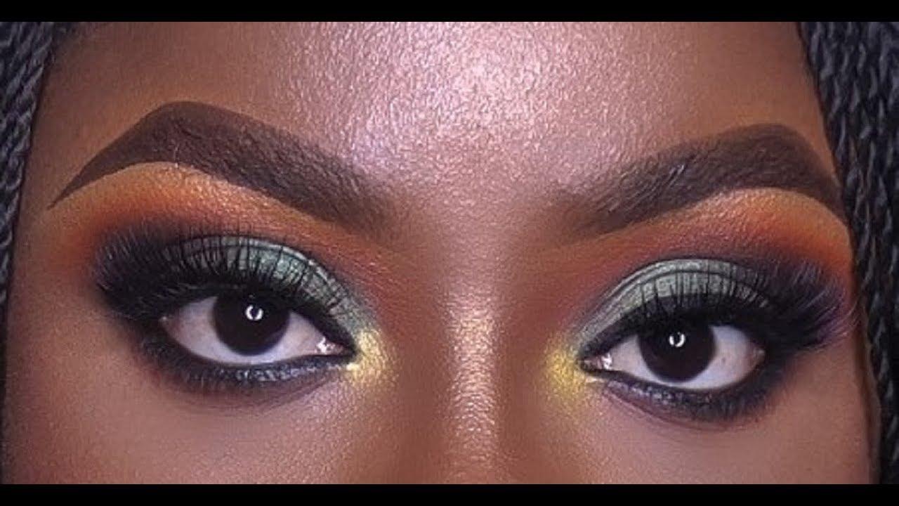 lash tricks for beginners/ How to apply false eyelashes ...