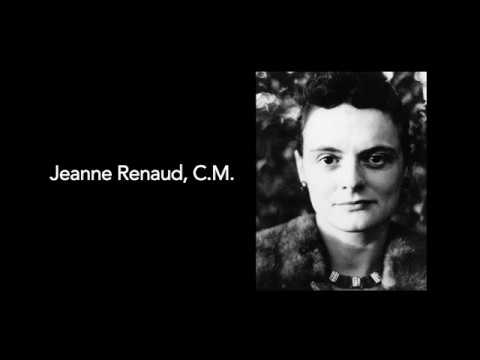 Jeanne Renaud  - 2018 Encore! Dance Hall of Fame Inductee