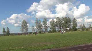 Футбол. Хвастовичи - Барятино. 4:0