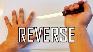 THIS REVERSE VIDEO WILL GIVE YOU ANXIETY!