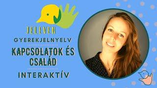 Jeleven online - INTERAKTÍV 2 - Család és kapcsolatok