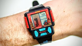 1990's TETRIS On Your Wrist!