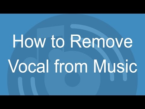 How to Remove Vocal from Music - DJ Music Mixer