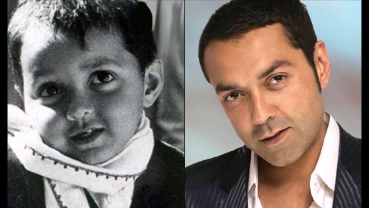 Image result for bobby deol childhood pic