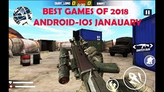 🎮TOP 25 BEST NEW HD GAMES FOR ANDROID-IOS OFFLINE-ONLINE 2018🎮