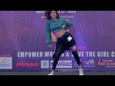 Bliss Zest Mr & Miss Navi Mumbai Participants Talent round  B649 Shivani