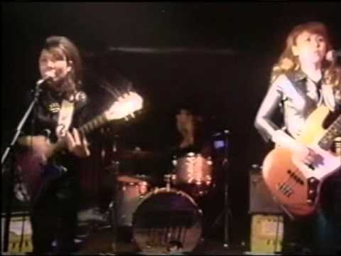 MBV 3 5,6,7,8's live in London, England 2001