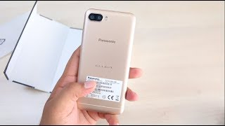 Panasonic Eluga Ray 500 Unboxing, Hands on, Camera, Features