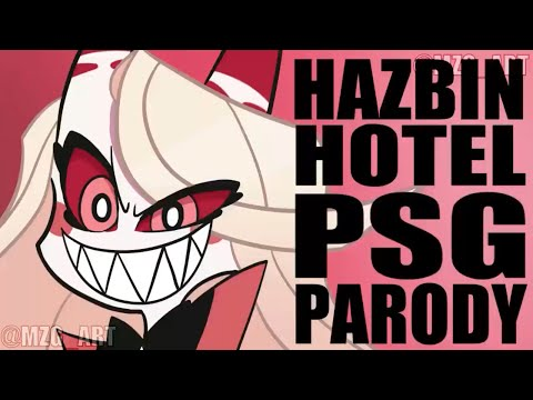 Hazbin Hotel X Panty And Stocking With Garterbelt OPENING PARODY (ANIMATION)