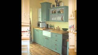 Creative Small country kitchen design