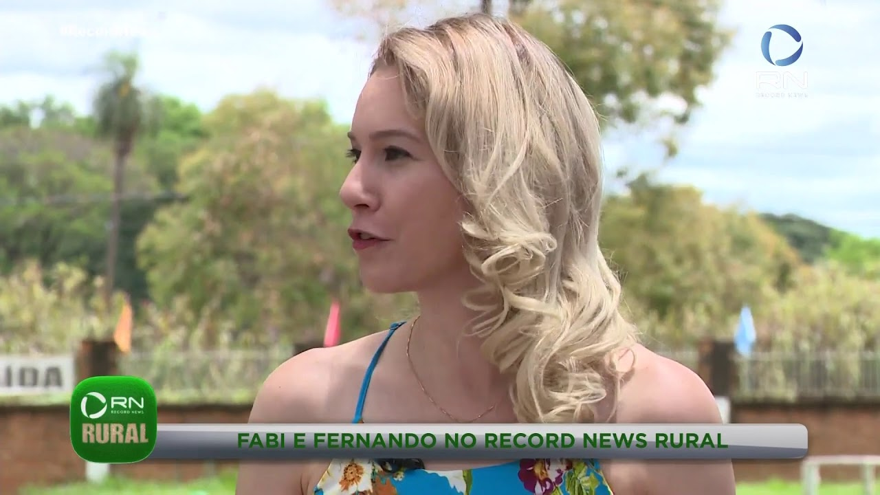 AO VIVO: Record News
