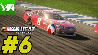 I Have Beach Balls For Front Tires - NASCAR Heat Evolution Ep. 6 thumbnail