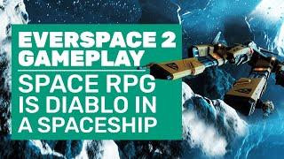 Everspace 2 Gameplay | Everspace 2 Is Like Diablo In A Spaceship