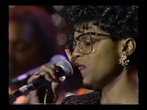 Luther Barnes & The Sunset Jubilaires - Live (Enjoying Jesus) 1993