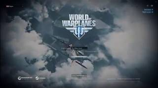 World of Warplanes: gameplay walkthrough part 1 on PC (no commentary).