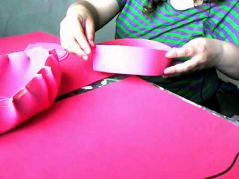como se faz boina pass - YouTube fa9faf93280