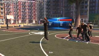 Playstation 4 - NBA 2K14 The Park Mode