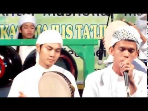 juara 1 lomba takbir idul fitri, hadroh wali songo batam @ rajib ken melvin music religi indo
