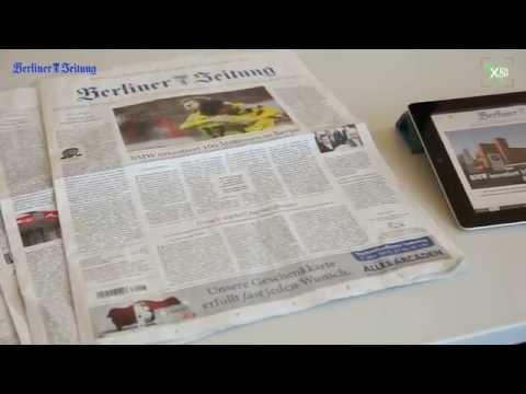 70 Jahre Berliner Zeitung /// XEN.ON TV /// MIZ Babelsberg