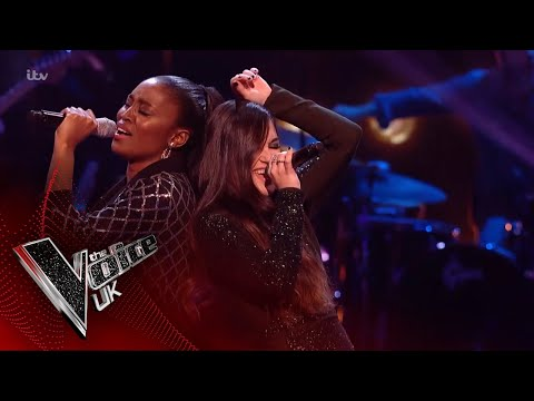 Lauren Bannon Vs Debbie Aramide - 'Praise You': The Battles | The Voice UK 2018
