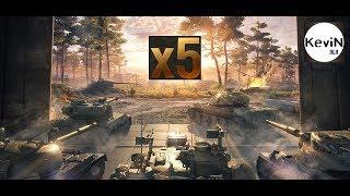 X5 | Сбиваю звёзды | С днём Танкиста!)