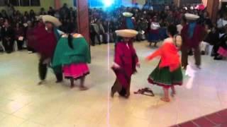 Danzas aniversario  113 años de fundación Municipio San Francisco Putumayo