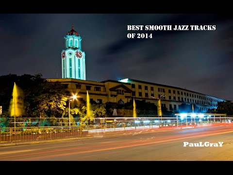 Best Smooth Jazz Tracks of 2014  ☊  VARIOUS ARTISTS