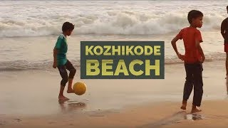 Seafoods... Street foods... and the Kozhikode beach | Beach Series #1
