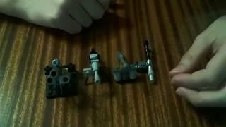 самоделки оружия из лего (4 серия самоделок)