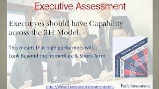 Executive Assessment Tests | Executive Competencies Assessment Tool I Executive Coaching Tools