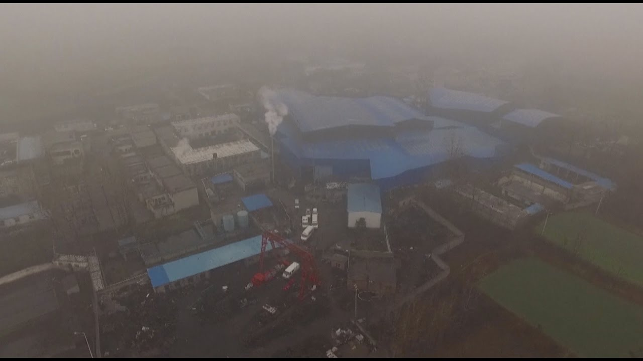 Gas leak in coal mine in central China kills 18 miners