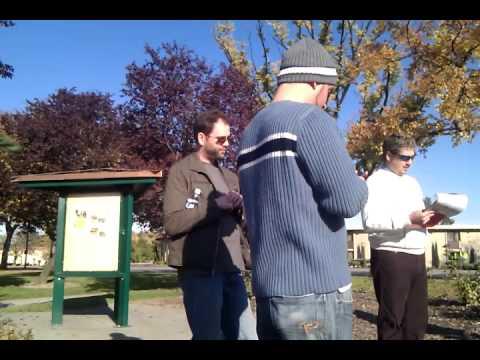 Occupy Tri-Cities WA GA Nov. 5 Part 1