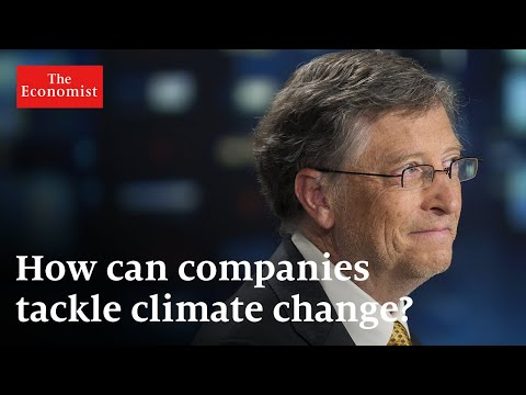 Bill Gates: How to fund the green revolution | The Economist
