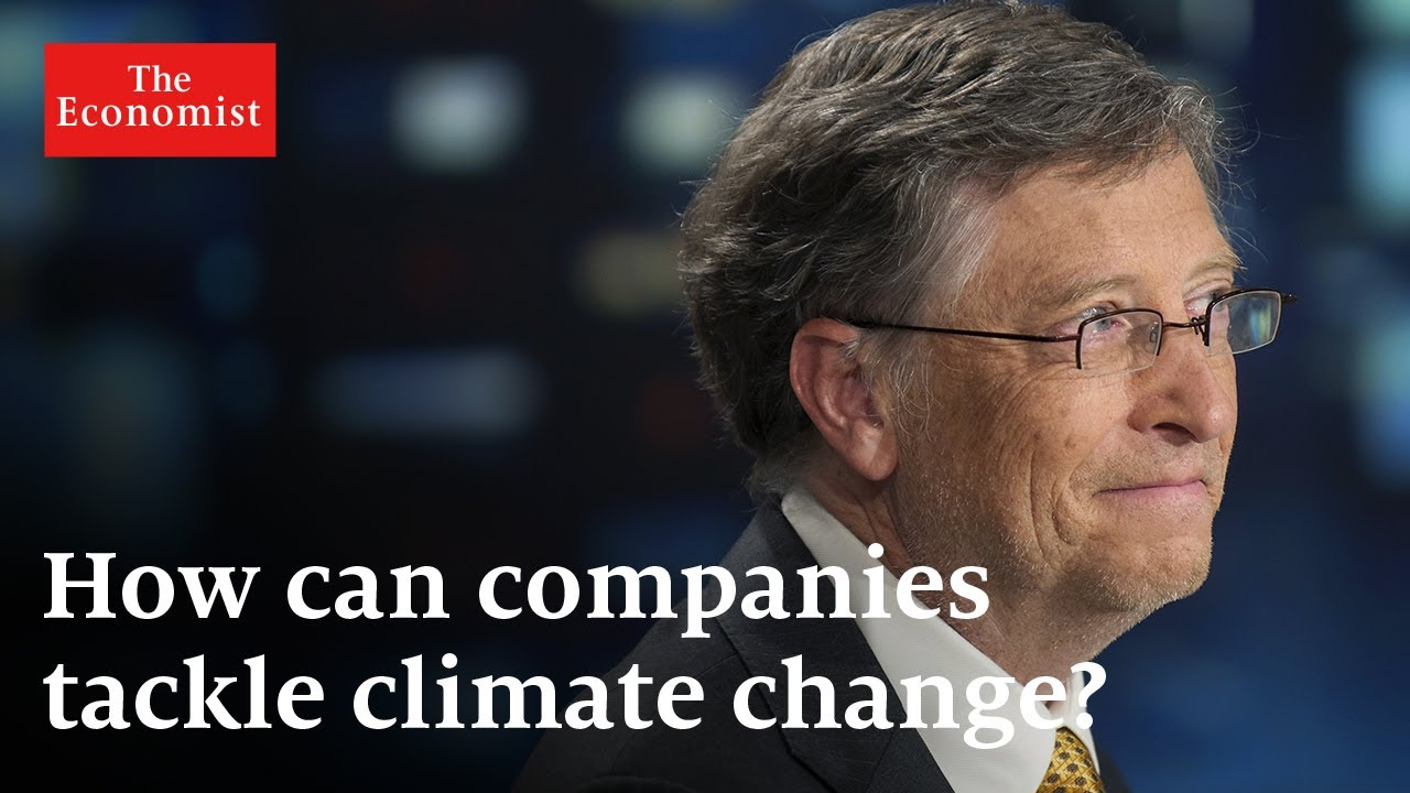 Bill Gates slithers out of his bunker to talk about his second favourite scam : climate change
