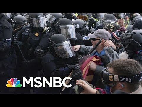 Investigators Probe Capitol Police For Betrayal After Trump Mob Rampage Takes Painful Toll