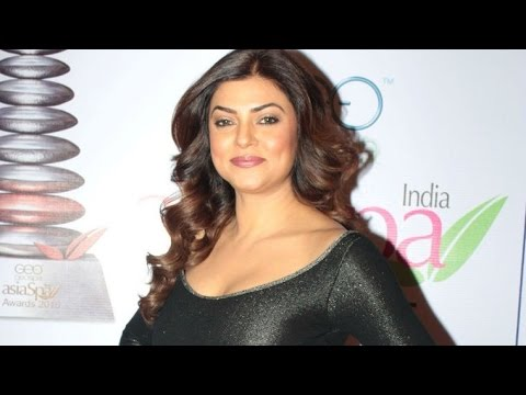 Sushmita Sen Talks of Her Marriage Plans & Being The Mother of Two