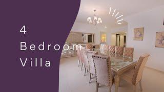 4 Bedroom Executive Villas - Al Nakhla Residential Resort, Riyadh
