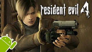 Resident Evil 4 Para Android 2017