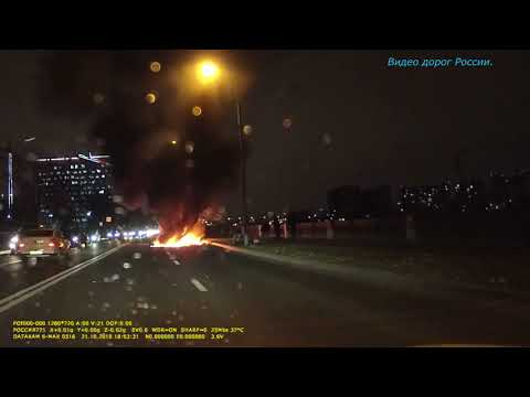 ДТП такси и мотоцикл Москва Новоданиловская набережная. Мотоциклист погиб.