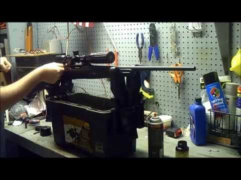 Clean A Rifle Barrel The Proper Way