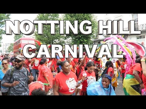 Notting Hill Carnival 2016 History + Evolution of London's Carnival