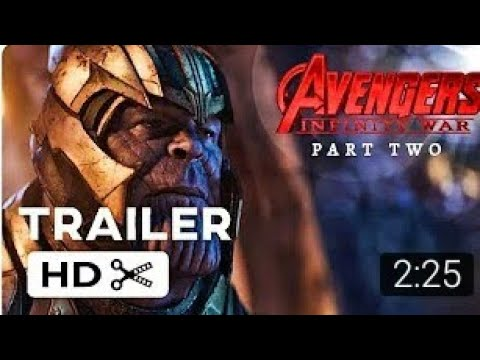 Marvel Avenger 4 (2019) | Marvel AVENGERS Infinty War 2 (2019) | Full Movie Trailer | Jnm Assembly