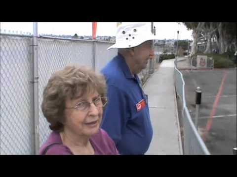 San Salvador Build Site in San Diego, CA  August 24 2012
