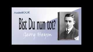 Bist Du nun tot ?  Audiobook Georg Heym