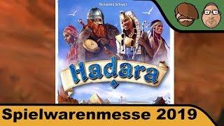 Download Video Hadara - Brettspiel - Spielwarenmesse 2019 MP3 3GP MP4
