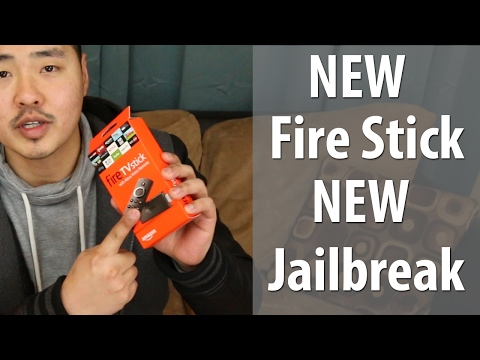 NEW Fire Stick NEW Jailbreak (Feb 17, 2017)