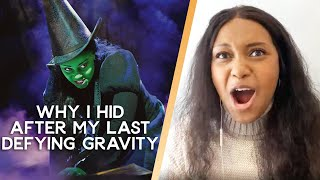 Former Elphaba Alexia Khadime on her time in Wicked